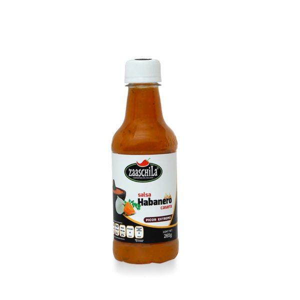 Salsa Habanera Zaaschila